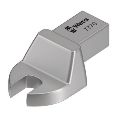 Насадка-рожковый ключ 11 мм, для гнезда 9×12 мм WERA 05078604001