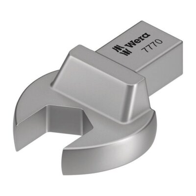 Насадка-рожковый ключ 13 мм, для гнезда 9×12 мм WERA 05078606001