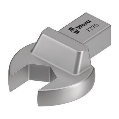 Насадка-рожковый ключ 17 мм, для гнезда 9×12 мм WERA 05078610001