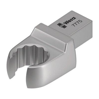 Насадка-накидной ключ 17 мм с прорезью, для гнезда 9×12 мм WERA 05078655001