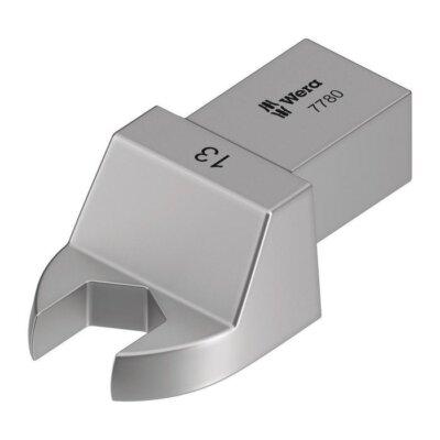 Насадка-рожковый ключ 13 мм, для гнезда 14×18 мм WERA 05078670001