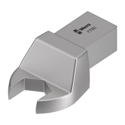 Насадка-рожковый ключ 16 мм, для гнезда 14×18 мм WERA 05078673001