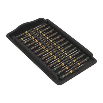 Набор отвёрток для электроники Kraftform Micro ESD Big Pack 1 (включает TORX PLUS® IPR, Pentalobe и Microstix®) WERA 05134019001