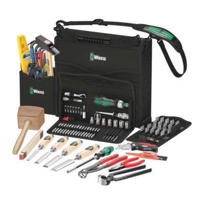 Набор инструментов для работы по дереву Wera 2go H 1 WERA 05134011001